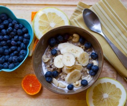 gezond ontbijtje