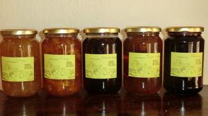 Miel de Salice produceert ook heerlijke biologische confitures.
