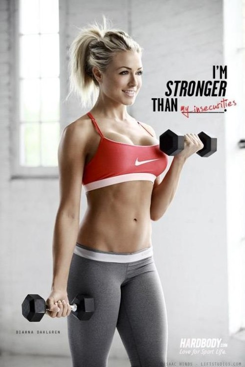 1 youre strong fitspoholic
