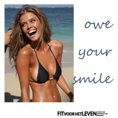 owe your smile