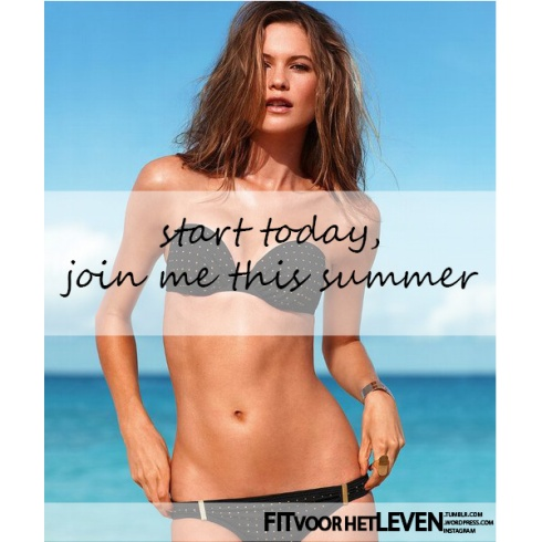 start today join me this summer