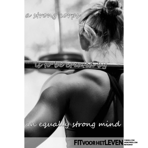 strong corps strong mind