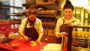 Meyers Bageri, een van de oudste bakkersketens van Denemarken.