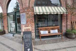 Het Noordse Broodhuis, een authentieke bakkerij waar ik elke dag langsfietste van huis naar de bibliotheek.