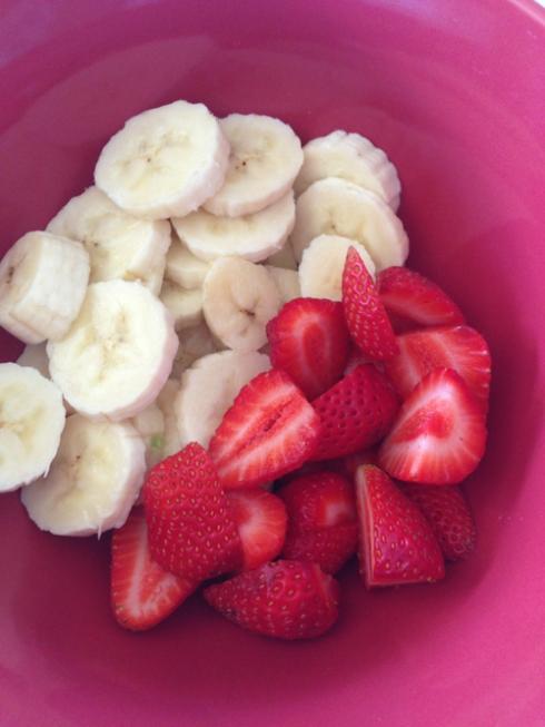 1 frtuit banaan