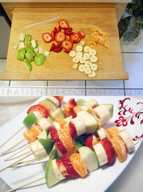 1 fruit