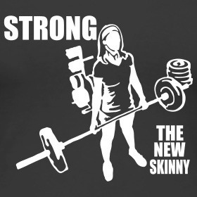 1 strong is the new skinny