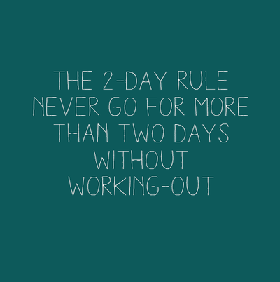 1 two day rule