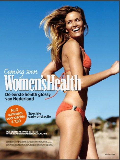 1 womens health naar nederland