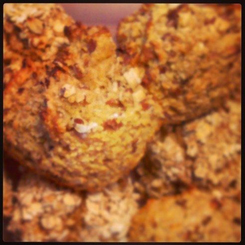 healthy snack oatmeal cookie2