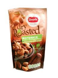 0 noten dry roasted duyvis