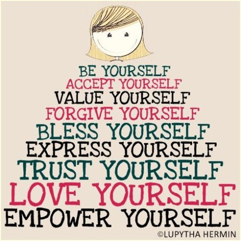 1 love yourself