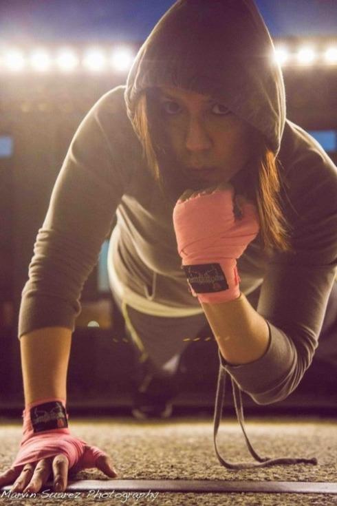 0 kickboxen opdrukken