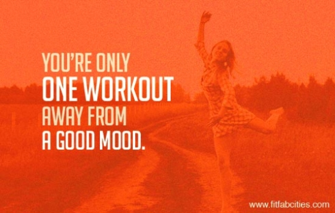 0 workout for happines