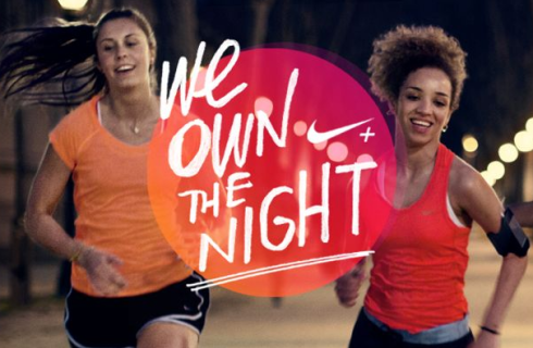 1 nike we own the night