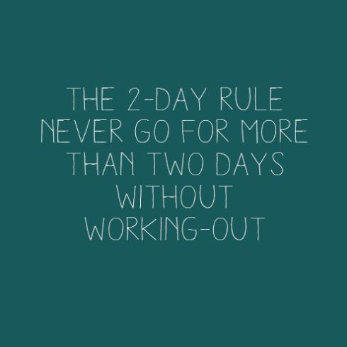 2 day rule