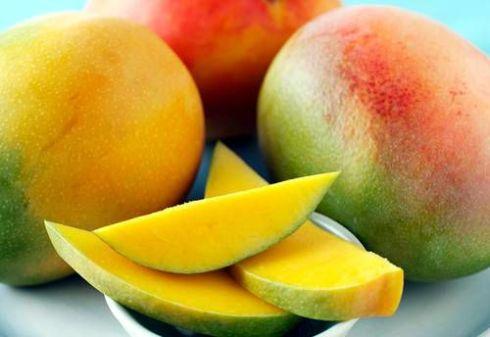 2 fruitjes mango