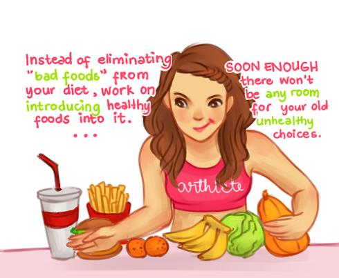 2 healthy food