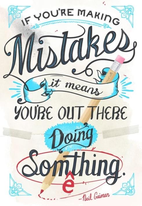 3 wees niet bang voor fouten