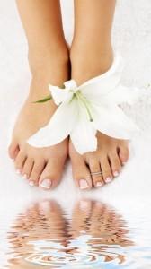 ZARQA mooie voeten