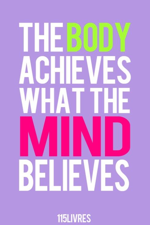 1 body en mind