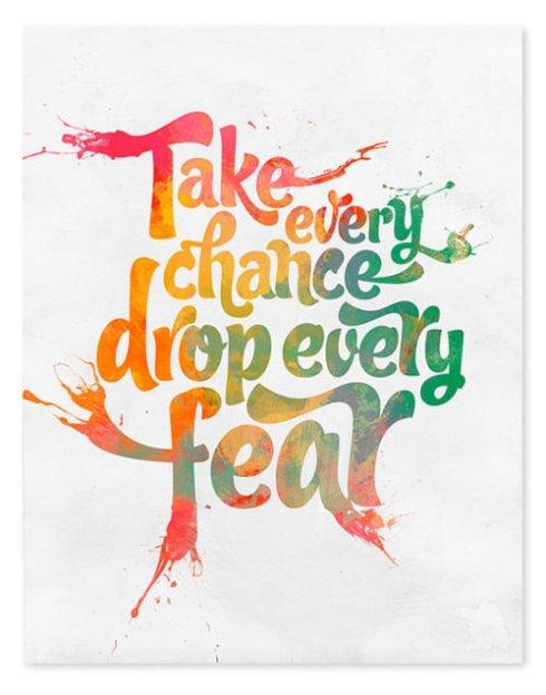 1 chance