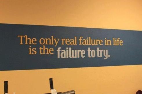 1 failure