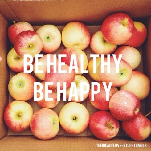 1 healthy happy