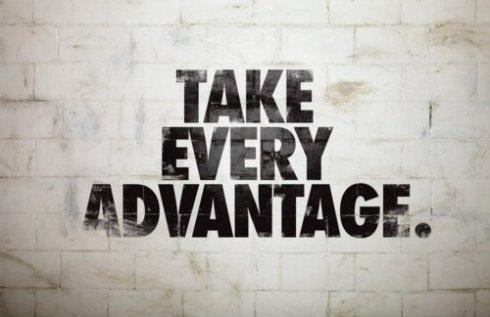 1 take advantage
