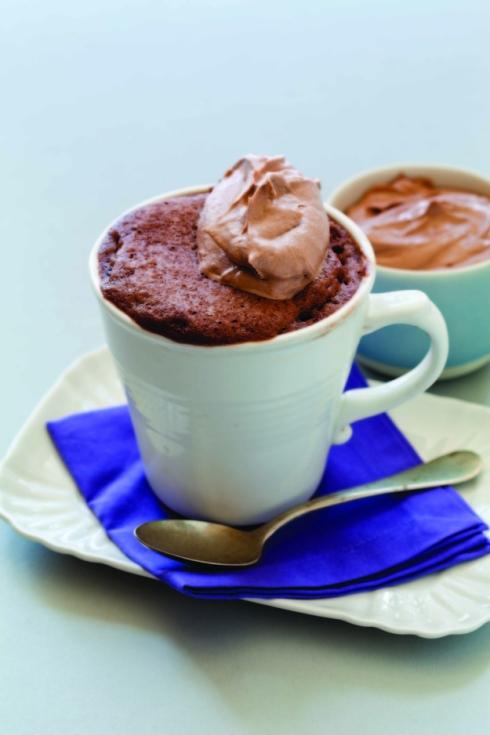 Mug Cake Love!